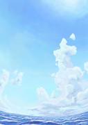 空と海03