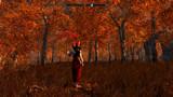 秋と少女と逢魔ヶ刻
