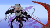 黒翼姫神・ヴァルキリークレール【minecraft】