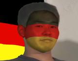 ドイツ先輩