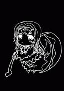 【GIFアニメーション】昔書いたダクソのプリシラちゃん