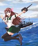 駆逐艦 如月