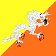 ブータン先輩