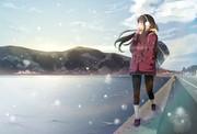 海と少女の物語2