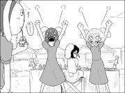 玉兎の儚きお勤めよVol.31「おい客がこないぞ!客引きやれ!」