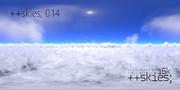 ++skies; 014 [16k8k/8k4k素材配布]
