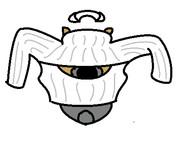 ヌケニンに例のタートルネック着せた