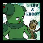 サボ&グルート