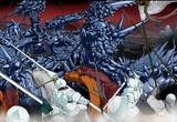激突!暗黒の軍団vs王国騎士団!!(カラー)
