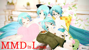 Love on MMD