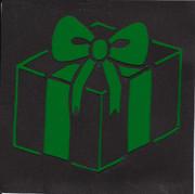 プレゼント(緑)