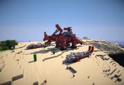 【Minecraft】ZOIDS 2