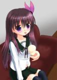 【C87】アイスくれる如月ちゃん