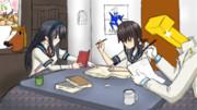 勉強的な何か