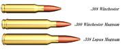 【MMD】中口径ライフル弾セット【配布】