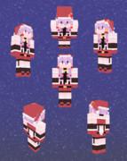 【Minecraft】サンタゆかり