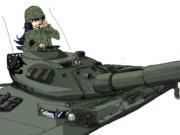 【アイマス】戦車兵響
