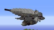 空二十六号補助戦闘飛空艇Ⅱ型