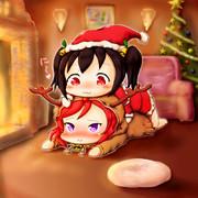 クリスマスもふたりで