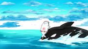 アニメ版まるゆのレベリング風景