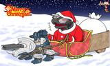 メリークリスマス2014 in妄想惑星Zi