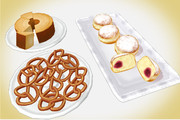 ドイツ菓子セットver1.0
