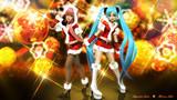 ミクさんルカさんとクリスマス☆