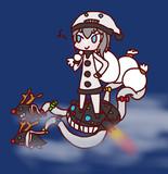 クリスマスヲ級