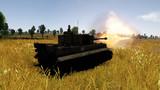 黒森峰仕様 西住まほ搭乗車 Pz.Kpfw.VI Ausf.H1 Tiger1