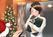 クリスマスにプロポーズ