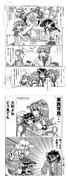 第六駆逐隊と提督の過去