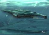 可潜通報艦アトイカムイ