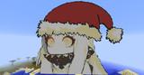 マインクラフト 北方棲姫(クリスマス Ver.)