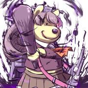 好敵手と認め満足げに笑う熊野ニキ