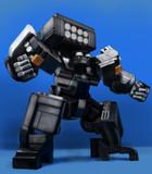 「レゴ完全変形軽トラックロボ」模写
