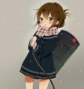 冬電ちゃん