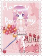 Happy Birthday♡