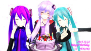 ゆかりん!Happy Birthday