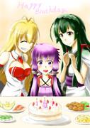 「誕生日おめでとう!」