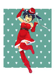 わぁ↑い(^q^)クリスマスゥ~♡