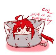 CUL誕おめでとー