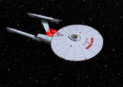 NCC-1701 USS-エンタープライズ