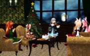 ユノア『ユノアさん達のクリスマス』