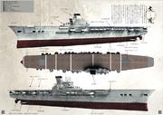装甲空母「大鳳」