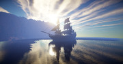 【Minecraft】海賊帆船