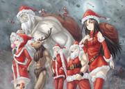 サンタさん発進!!