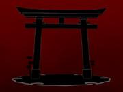09_黒鳥居のステージ