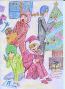 Merry Chiristmas By TeamTAKOS