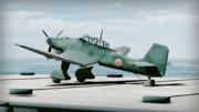 艦上爆撃機 Ju87C改