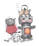 暖房砲ちゃん